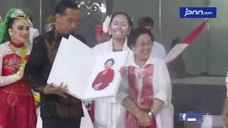 Pentas Seni Pemuda di Ultah Megawati ke-72 - JPNN.COM
