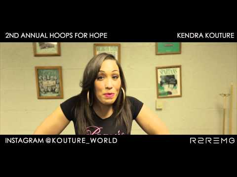 2nd Annual Hoops For Hope (Behind the Scenes)