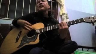 làm sao quên em guitar cover by Khải Màu