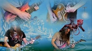 Iron Maiden - Infinite Dreams guitar cover