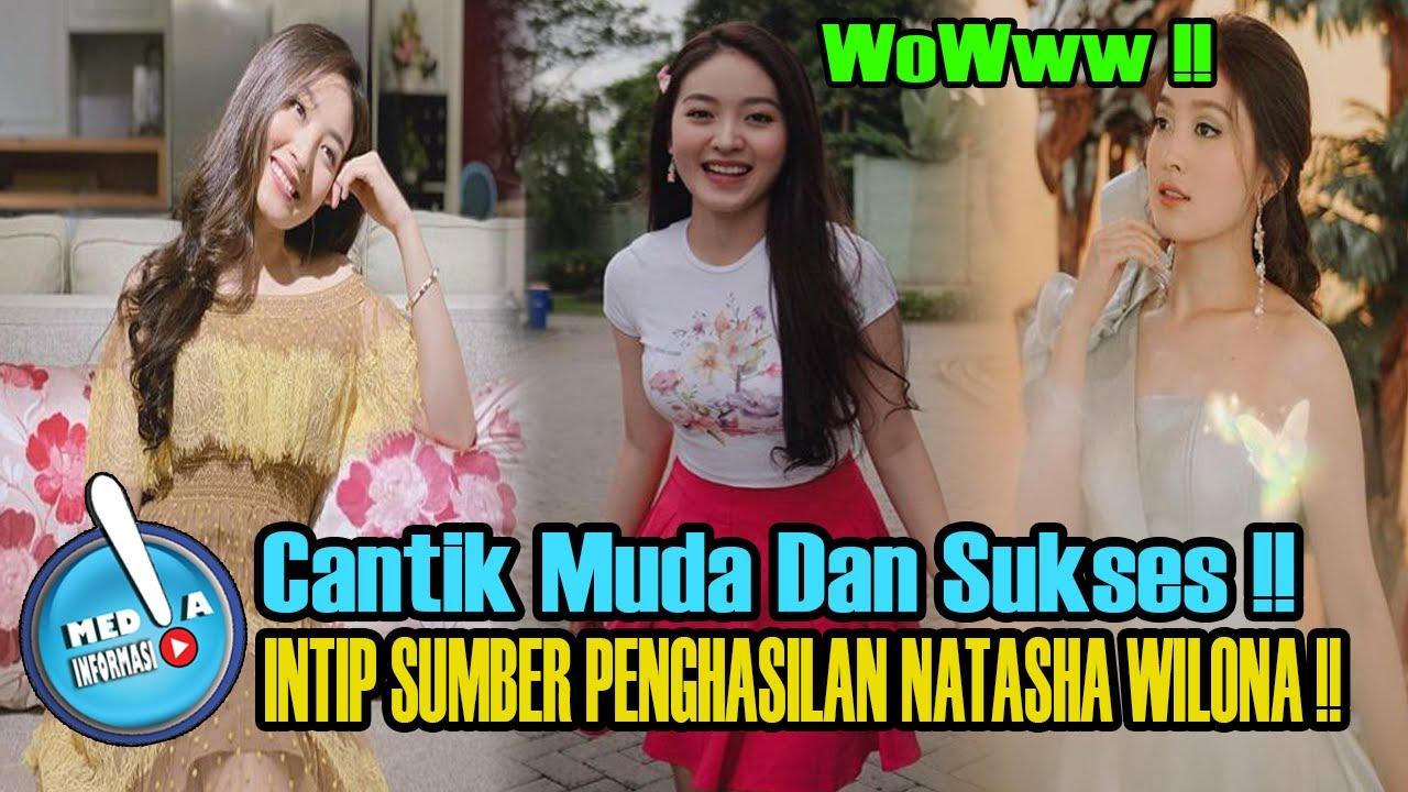 Masih Muda Sudah Sukses, Ini 5 Sumber Penghasilan Natasha Wilona !!