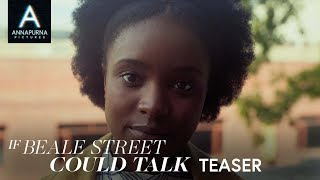 IF BEALE STREET COULD TALK | James Baldwin Birthday Teaser