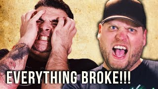 EVERYTHING BROKE!! Poop Harry Potter and Yoga AMA