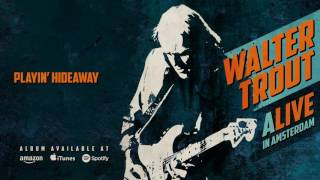 Walter Trout - Playin' Hideaway (ALIVE in Amsterdam) 2016