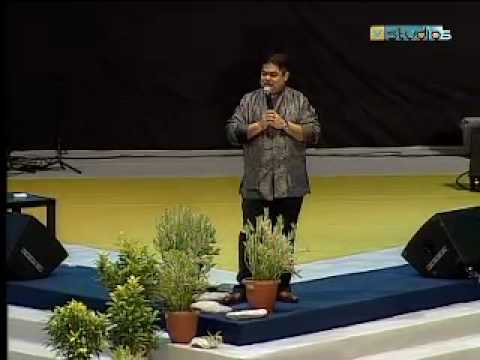 Dato' Vijay Eswaran speaks about 'finding your purpose'