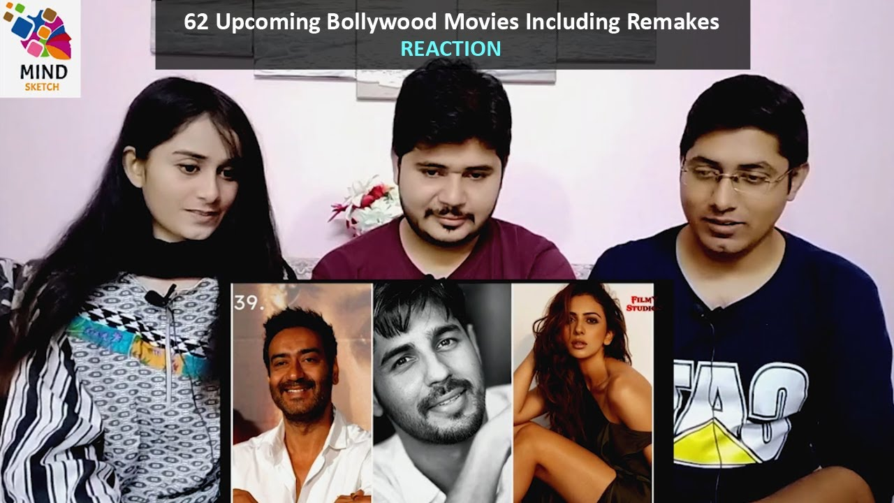 Download 62 Upcoming Movies 2021 |Upcoming Bollywood Films 2021 South Remakes | Pakistani Reaction
