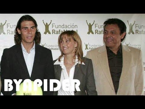 Rafael Nadal Family Photos Father Mother Sister Youtube