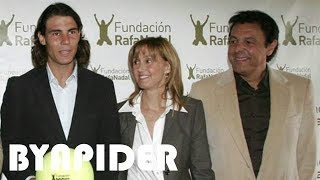 Rafael Nadal Family Photos || Father, Mother & Sister!!!