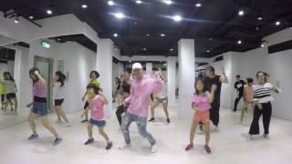 『 認識舞蹈享受跳舞!! 』周湯豪 - TURN UP