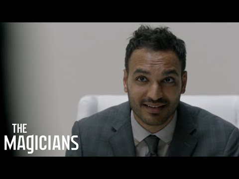 THE MAGICIANS | Season 4, Episode 6: Age Is A Number | SYFY