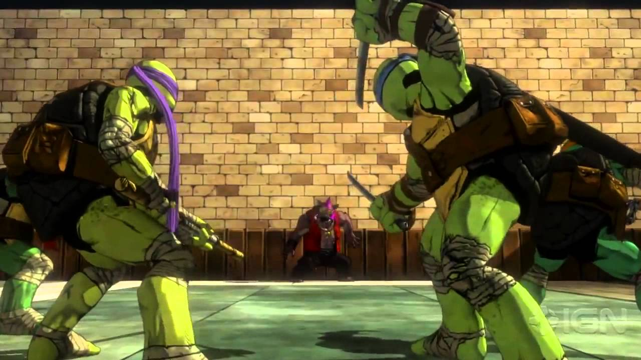 Новая игра про черепашек ниндзя на пк какие игры выйдут про черепашек ниндзя