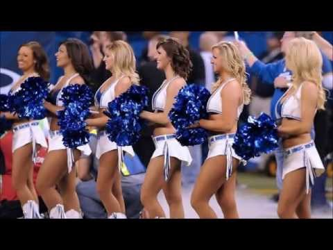 Indianapolis Colts Cheerleaders Round One