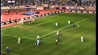 Real Madrid 0 - 1 Chelsea (UEFA Super Cup 1998/1999)