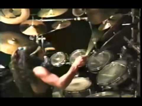 Mike Mangini - Steve Vai, Here & Now Demo