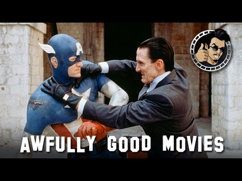 Awfully Good Movies: Captain America (1990) JoBlo.com Exclusive