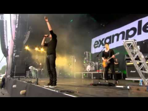 Example - Live from Radio 1's Hackney Weekend