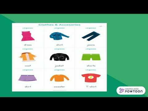 Clothes 1 A CERM