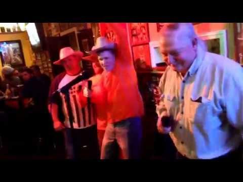 DJ DINO KARAOKE at ARIS', 2/7/15 (Cowboy Invasion)