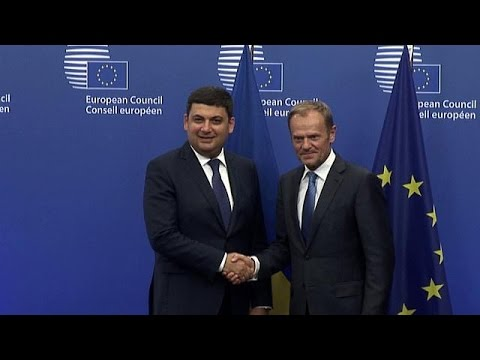 Ukrainian PM Volodymyr Groysman: EU should not forget about Ukraine