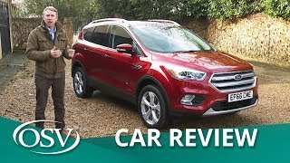 Ford Kuga Car Review - safer and more affordable