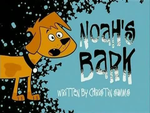 Atomic Betty:Mission Earth - Episode 25 - Noah's Bark - YouTube