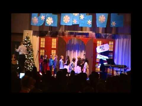 The Polar Express - Boys & Girls Club of Riverview 2015 Christmas Concert