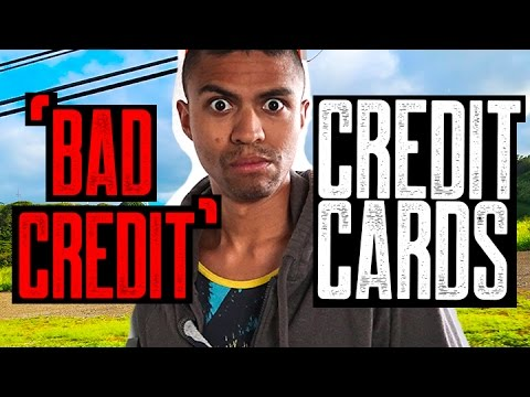 Bad Credit Credit Cards || Credit Repair Letters || DIY Credit Repair Help || Help I Have Bad Credit