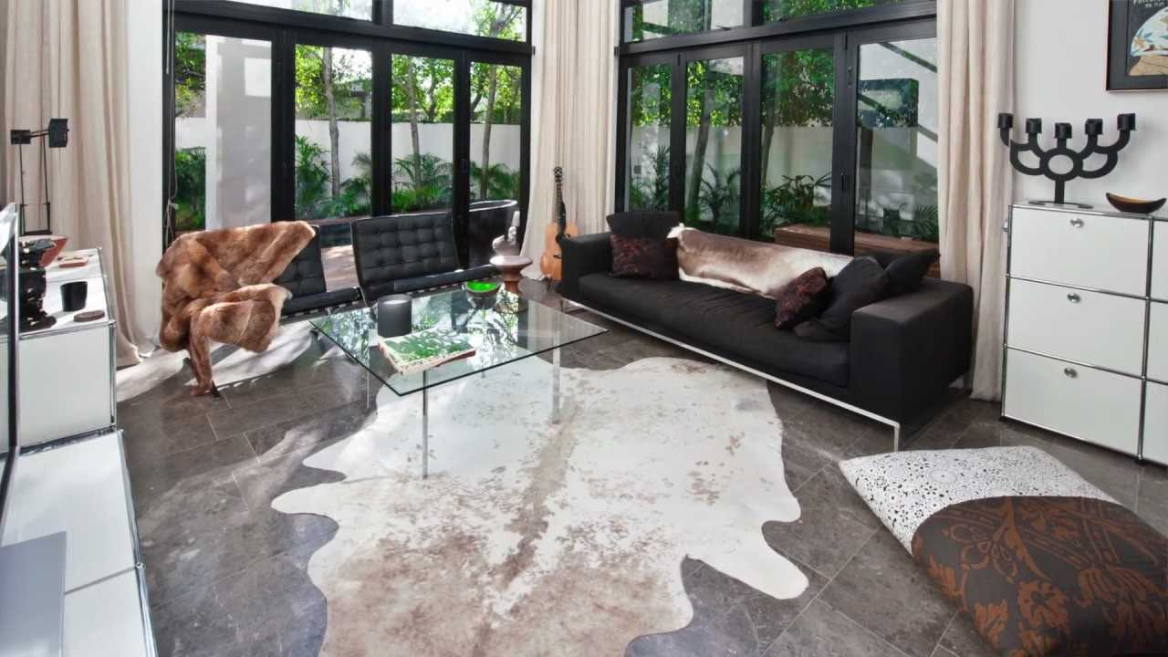 Good Quality Cowhide Rug