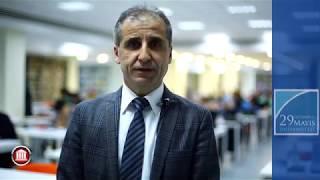 29 Mayıs Üniversitesi Merkez Kampüs Kütüphanesi - Mehmet Yılmaz