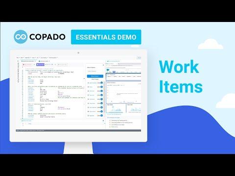 Copado Essentials: Work Item