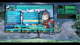 Etrian Odyssey 2 Untold: Hecatoncheires [Classic Mode]