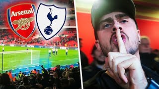 ARSENAL vs TOTTENHAM 0-2