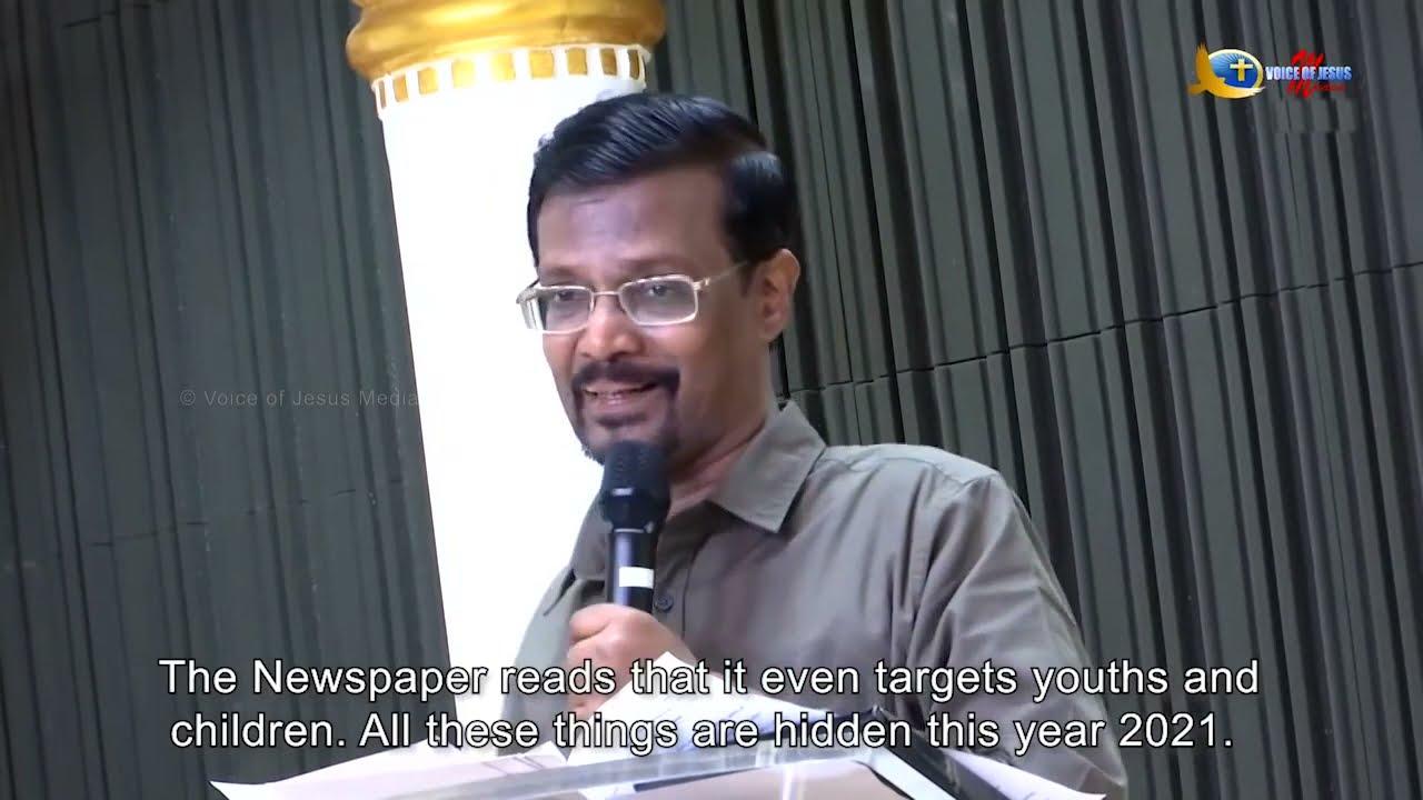Mockers of Prophecies??? | Listen this News (CORONA UPDATE) - Bro. Vincent Selvakumar