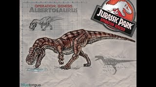 JURASSIC PARK OPERATION: GENESIS | JW FK MOD | SAFARI PARK thumbnail