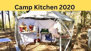 Camp Kitchen 2020