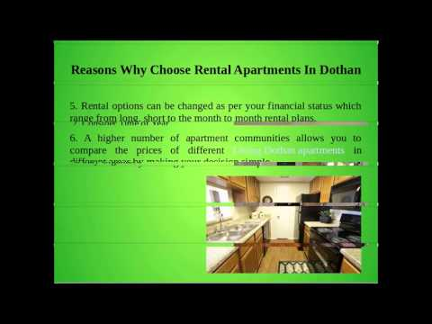 choose apartments for rent in dothan al youtube