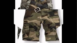 Short Pants (Cargo Pants)