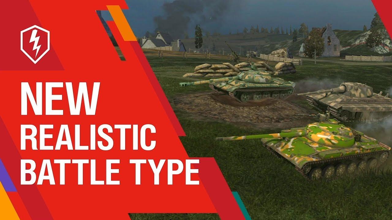 World of Tanks Blitz - realistic battles? | MMOWG net