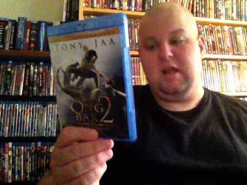 Ong Bak Trilogy Blu-ray Review And Unoboxing