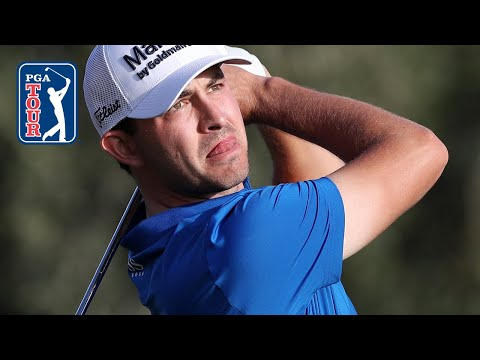 Patrick Cantlay shoots 6-under 65 | Round 2 | Shriners 2020