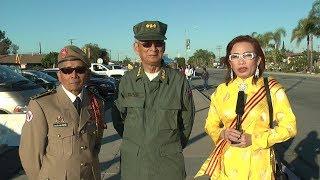 Liên Minh Quân Dân Cán Chính VNCH & Hậu Duệ Chúc Tết Đồng Bào Nhân Ngày Diễn Hành Tết 2018