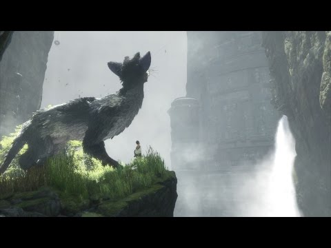 The Last Guardian Gameplay - Part 1 (PS4, 1080p)