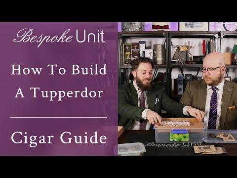 how-to-build-a-tupperdor:-affordable-&-effective-diy-cigar-storage