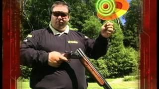 Спортинг.Практическая стрельба дальних мишеней.