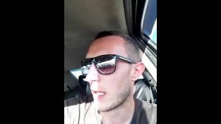 Как я подвез попутчиков с сайта бла бла кар!!!часть 2