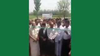 Baithu rahma village handowering in musafar nagar