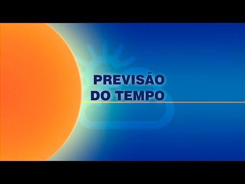 Previsão do Tempo 25/7/2018 - Bom Dia...