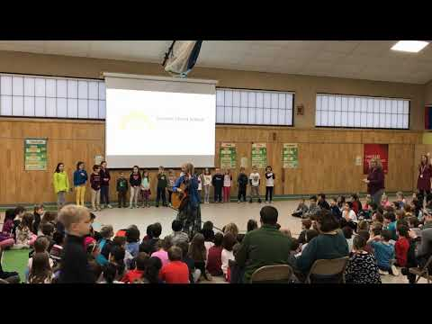 01.16.20 Summit Street School -   Dr. Martin Luther King Jr. Song