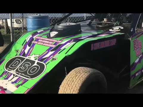 Maxwell Oil Tulsa at Creek County Speedway June 2018