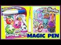 Shopkins mess free marker MAGIC INK pictures